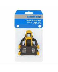 Shimano SPD-SL Schoenplaatjes (Bewegingsvrijheid 6)