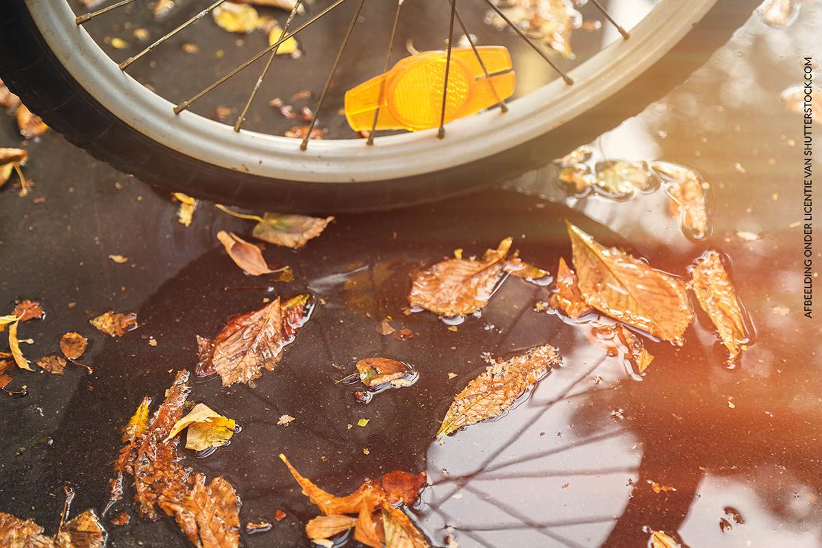 Veilig fietsen in de herfst!