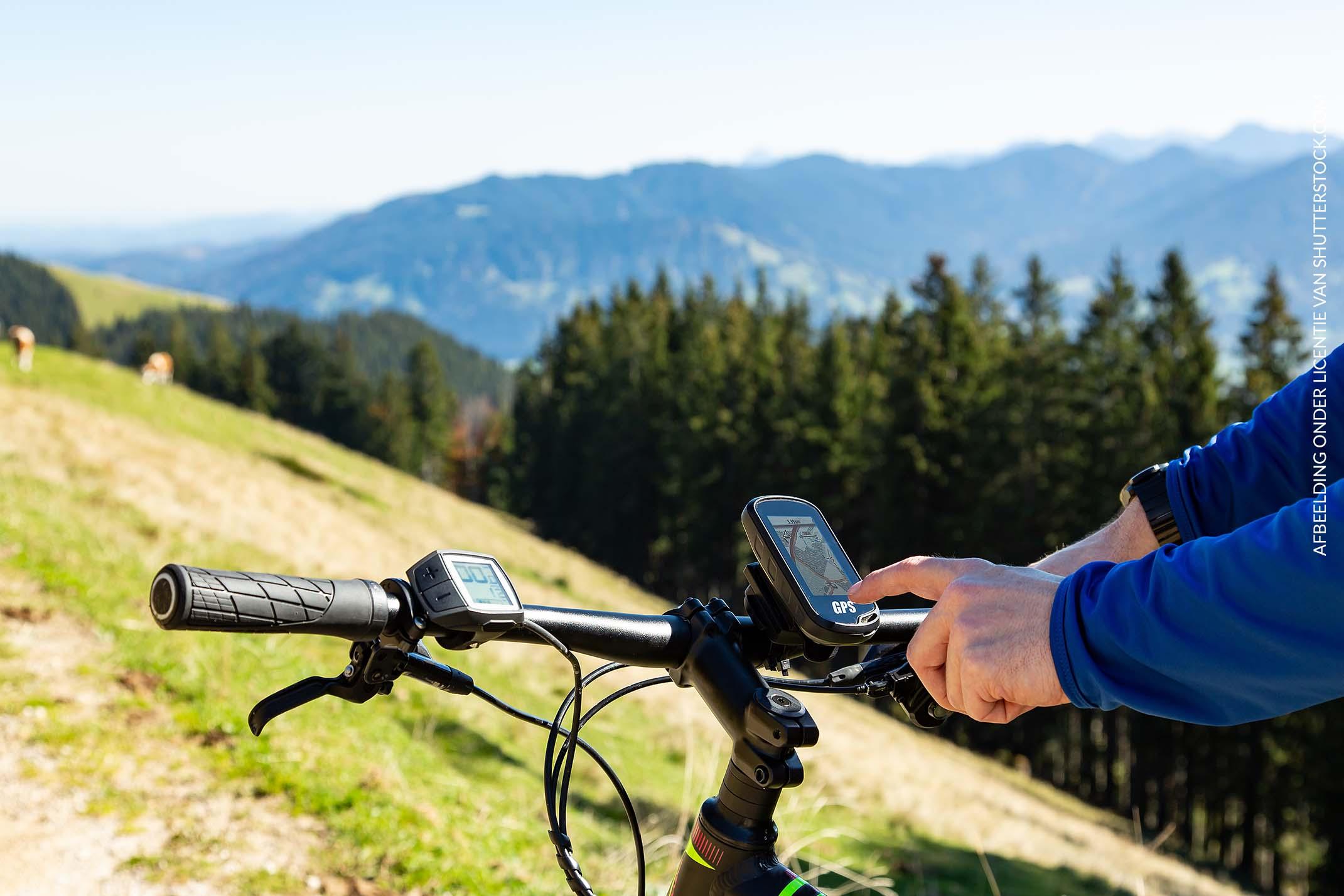 Een fietsnavigatiesysteem: dé gadget voor op je fiets!