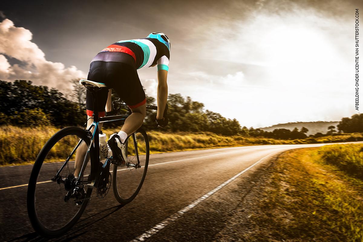 Het bevrijdende gevoel dat wielrennen je kan geven